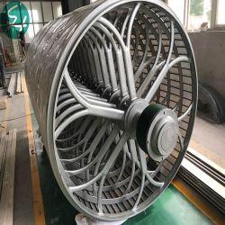 Cilindro de hierro fundido de alta calidad del molde para máquina de papel