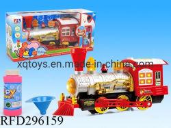 Новая конструкция Kids B/O универсальный прозрачный купол поезд игрушка с музыкой