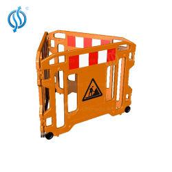 عمل في تقدّم [بورتبل] أمان يطوي بناء عائق