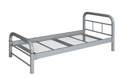 Un design moderne salle de séjour Meubles lit en métal de pliage unique moderne Meubles lits lit pliant à bon marché