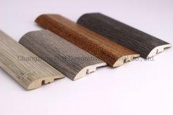 Chão de moldagem do redutor do WPC Accessorie moldura de madeira