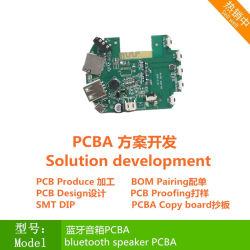 Bluetooth динамик ВЧ18 взаимосвязи печатных плат Китая производство пользовательские услуги проектирования печатных плат на печатных платах