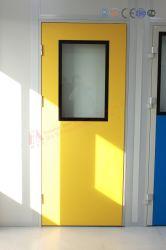 De kleur Geschilderde Deur van het Staal voor Cleanroom met Ce/ISO- Certificaten