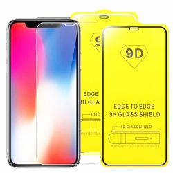 Goedkoper getemperde glazen schermbeschermer voor iPhone 5/6/7/X/11/12 PRO