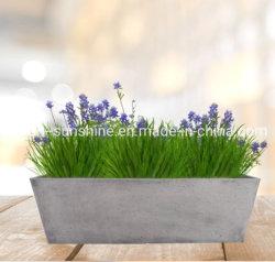 Fabrieksprijs Home Decoratie met afvoergaten 55cm door kunststof Bloempot Plantenpot Tuinplanter Eco-vriendelijke potten