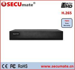 16CH 5 MP de 1X SATA económico NVR Cámaras IP CCTV NVR proveedor OEM
