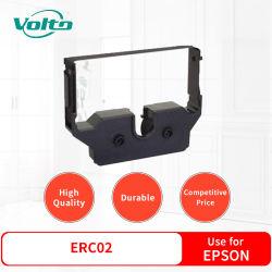 Nova impressora compatível com fita para a Epson Erc02 Erc-02 Cartucho de fita da impressora