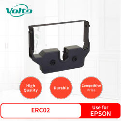 Epson Erc02 Erc-02 인쇄 기계 리본 카트리지를 위한 새로운 호환성 인쇄 기계 리본