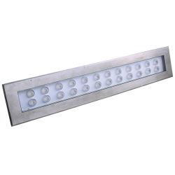 18W Outdoor Colr LED RVB et blanc à faisceau mural Lumière