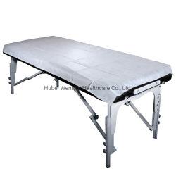 شفرات سرير قابلة للاستخدام مرة واحدة 80*180 سم تدليك صالون تجميل تاتو مقاومة للماء غير منسوجة غطاء طاولة طاولة صالون مانع للزيت