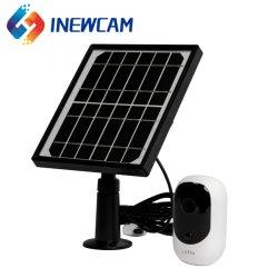 가정용 스마트 동작 감지 Full HD 1080p 태양광 배터리 전원 모니터링을 위한 무선 적외선 비디오 보안 WiFi IP 카메라