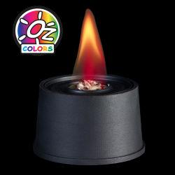 La llama de color de aceite de lámpara de Jardín Antorcha con citronela