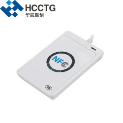 USB ISO14443 ISO18092 MIFARE Card Reader Writer مع SDK مجاني (ACR122U-A9)