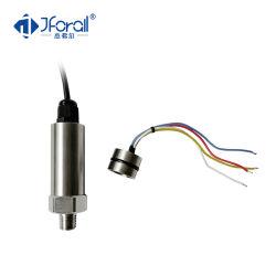 Выход 4-20 Ма 0-0,5 Мпа диапазон питания 12 В 1/4 BSP резьбу датчика давления с кабелем 3 м провод