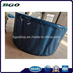 5000L Non-Toxic lona de PVC de pecera redonda