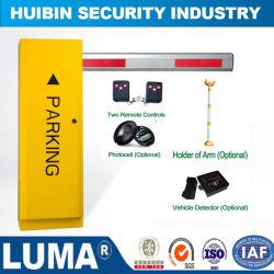 LED 안전 도로 방벽 붐 소통량 방벽, 접근 제한을%s 가진 주차 시스템 문 방벽