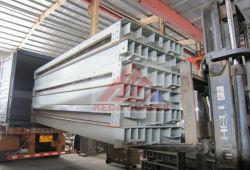 L'échelle du chariot Pesée du grain/recyclage et de matériel de ciment
