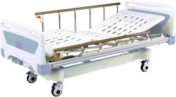 Base de hospital médica do Cheio-Fowler de B-10-1movable com placa do ABS