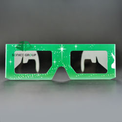 Erwachsenes Style, Paper Linear Polarized 3D Glasses (SNLP 022)