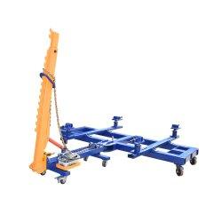 Simples multifuncional flexível de alta resistência conveniente rápido reparo automático do sistema de piso