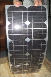 5W-200W Semi-Flexible Panel Solar para Coche, Barco (EQ-5W-200WMA).