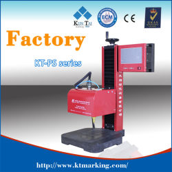 Cnc-pneumatische PUNKT Pin-Markierungs-Maschine PS01