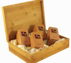 De milieuvriendelijke Doos van het Pakket van het Bamboe voor Koffie (nb-015)