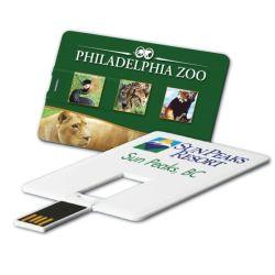 Tarjeta de crédito USB , 512MB , 1GB , 2GB , 4GB , 8GB