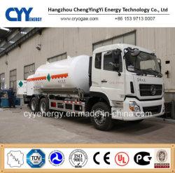 Lar van Lox Lin Lco2 Container de van uitstekende kwaliteit van de Tank van de Opslag van de Brandstof