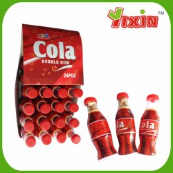 Botella de Coca-Cola Halal Chicles Dulces