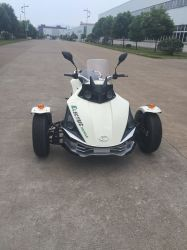 Hot Sale 7000W Tricycle électrique adulte Sport avec une haute qualité des sièges doubles