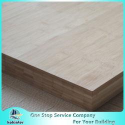Múltiples capas de 10 mm del borde del panel natural del grano de bambú para Muebles / Plano de trabajo / Suelo / monopatín