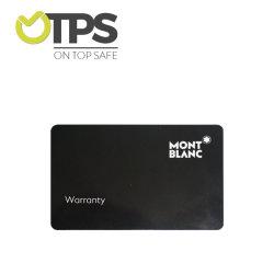 Scheda NFC bianca NTAG 213 RFID da 13,56 MHz, vuota termostampabile Scheda