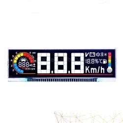 Instrumentos Médicos Tn Black LCD máscara