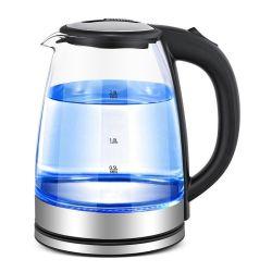 Elettrodomestici in vetro borosilicato blu Light elettrodomestici elettrodomestici elettrodomestici da cucina Attrezzatura utensili bollitore d'acqua