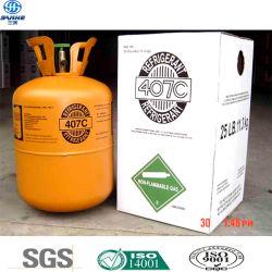 Comercio al por mayor mezcla de gas refrigerante R407c