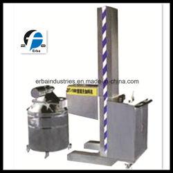Suspensor móveis goteira - Tipo elevador tipo balde elevador máquinas atualizadas