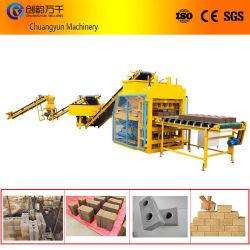 Cy4-10プラントを作る自動粘土土の煉瓦製造業