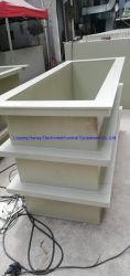 Lavaggio vasca di placcatura in PP/PVC pulizia elettrolisi apparecchiature per la placcatura chimica
