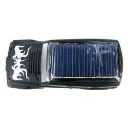 أحدث سيارة من ألياف الكربون تعمل بالطاقة الشمسية RC