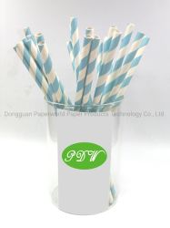 Pdw Emballage_papier d'alimentation de protection environnementale de la paille de boissons jetables