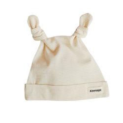 De comfortabele Katoenen van 100% Pasgeboren Hoed van de Zuigeling/van de Baby