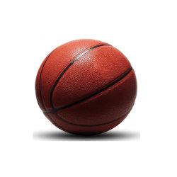 Goma de poliuretano de tamaño 5 inflable del entrenamiento deportivo baloncesto