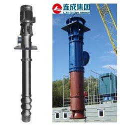 L'arbre long vertical de la turbine avec certificat CE la pompe à eau