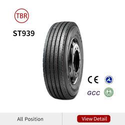 All-Steel pneu radial para Semi Truck 315/80R22.5 Fábrica direta