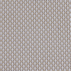 Persianas de tela que cubre
