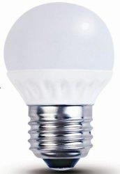 Светодиодный индикатор G45 лампа 4 Вт