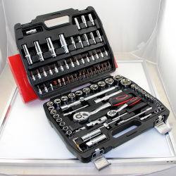 """94pcs 1/2""""1/4"""" El Dr. Socket Set de herramientas de mano automático"""