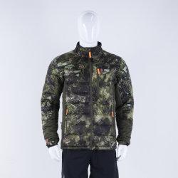 방풍 야외 카모 사냥 낚시 경량 패딩 재킷