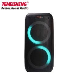 Cuadro de parte de los altavoces recargables luz Withjbl altavoz portátil Bluetooth profesional